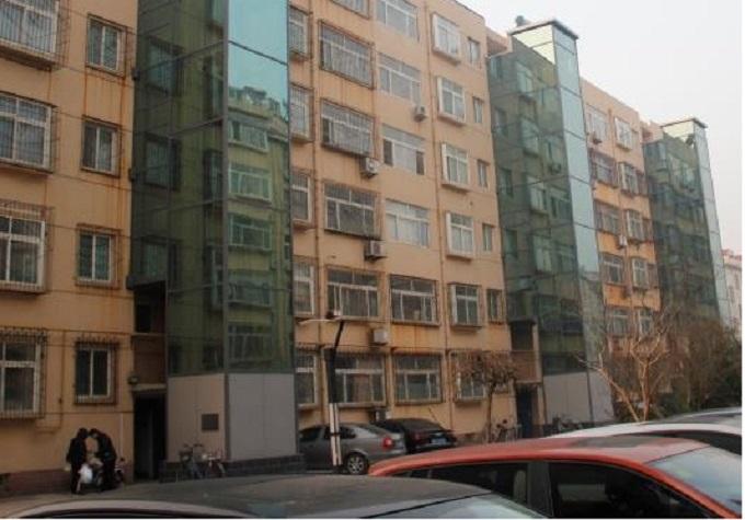 淄博黄河河务局宿舍莲沁苑6#、7#楼加装raybet雷电竞
