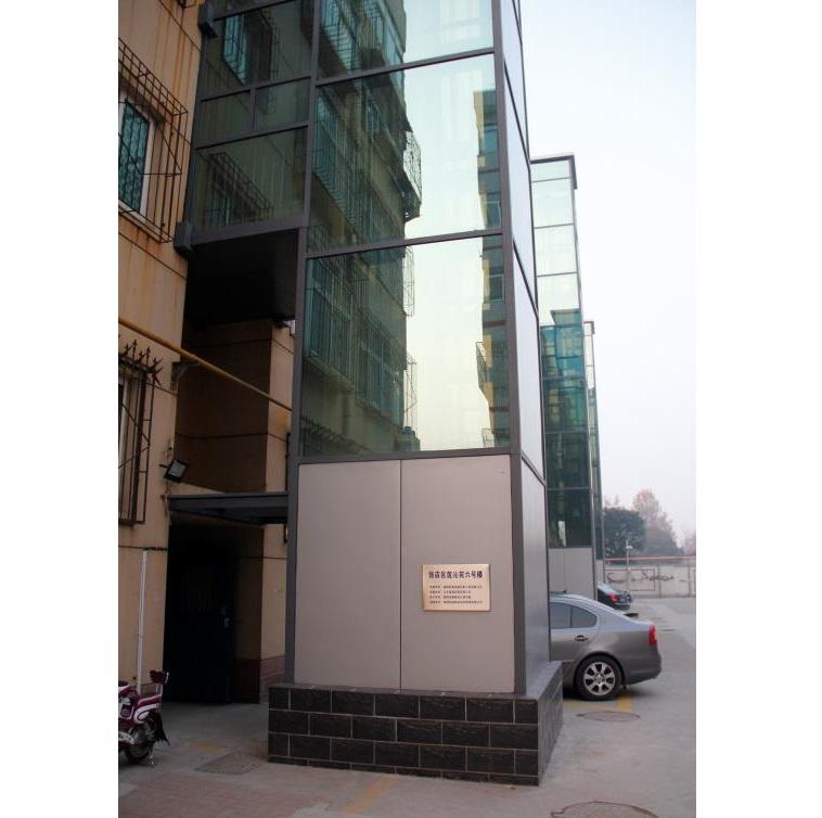 淄博黄河河务局宿舍莲沁苑6#、7#楼加装贝博网页版
